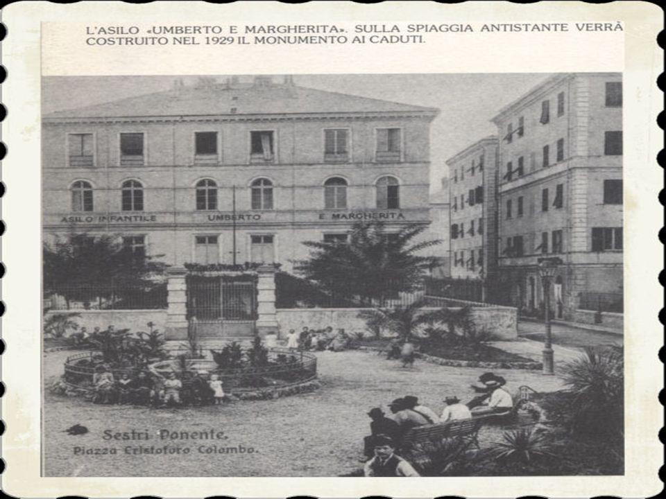 3)Il primo Capitano del Popolo di Sestri fu il patrizio genovese Andrea Spinola.