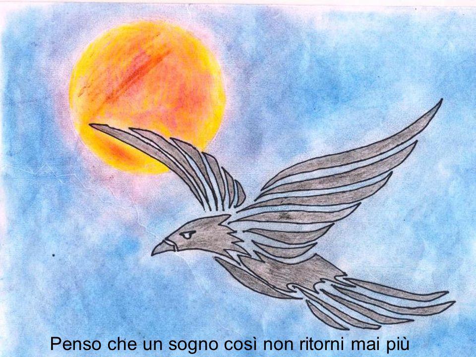 La canzone vinse il festival di Sanremo nel 1958, il suo vero titolo è Nel blu dipinto di blu , anche se più tardi divenne più conosciuta come Volare .