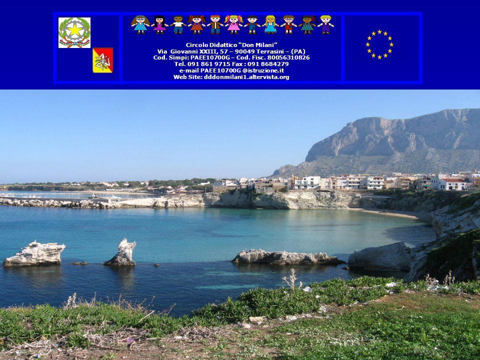 """Circolo Didattico """"Don Milani"""" Via Giovanni XXIII, 57 – 90049 Terrasini – (PA) Cod. Simpi: PAEE10700G – Cod. Fisc. 80056310826 Tel. 091 861 9715 Fax :"""