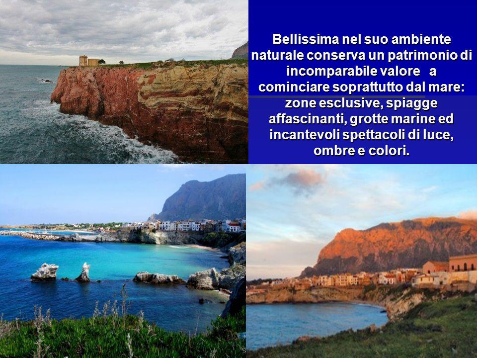 Bellissima nel suo ambiente naturale conserva un patrimonio di incomparabile valore a cominciare soprattutto dal mare: zone esclusive, spiagge affasci