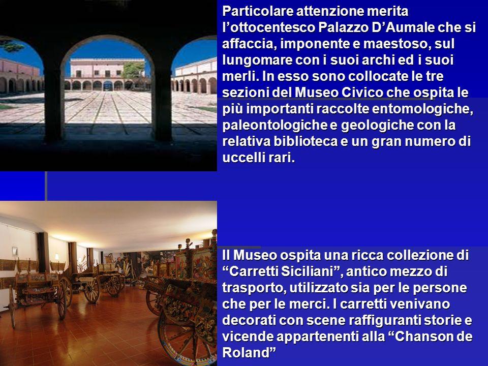 Terrasini conserva anche le sue feste e le sue tradizioni.