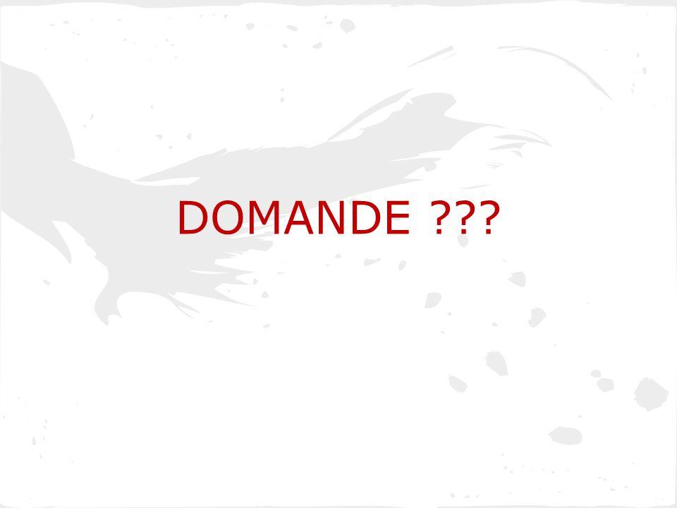 DOMANDE ???