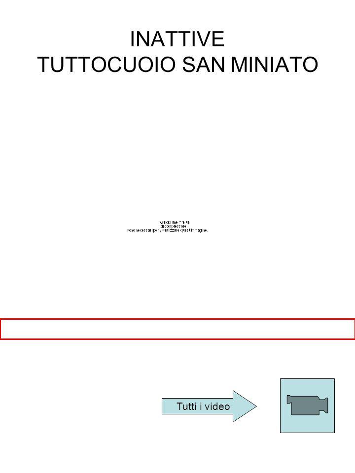 INATTIVE TUTTOCUOIO SAN MINIATO TUTTE LE IMMAGINI E I VIDEO Tutti i video