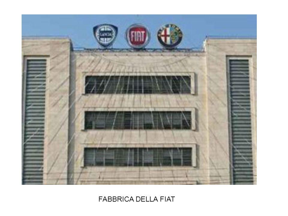 FABBRICA DELLA FIAT