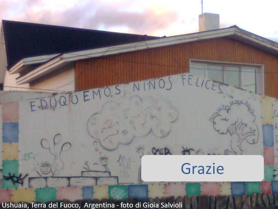 Ushuaia, Terra del Fuoco, Argentina - foto di Gioia Salvioli Grazie