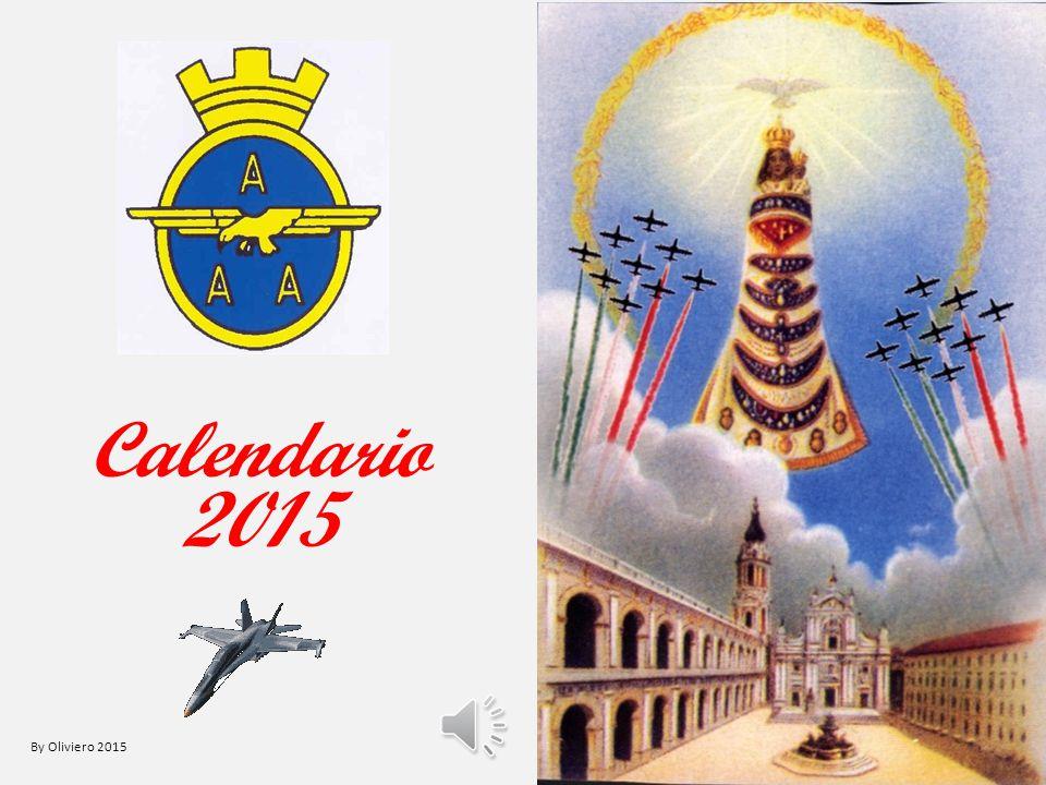 Calendario 2015 By Oliviero 2015