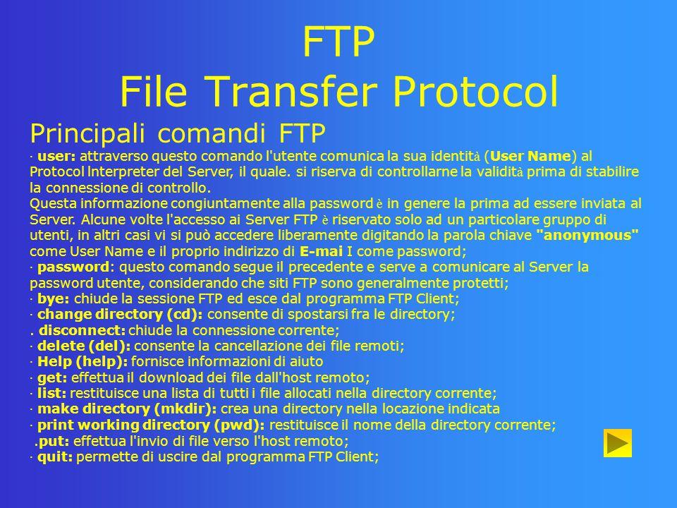 FTP File Transfer Protocol interfaccia grafica di Total- commander è un file commander con funzionalità anche di ftp-ing