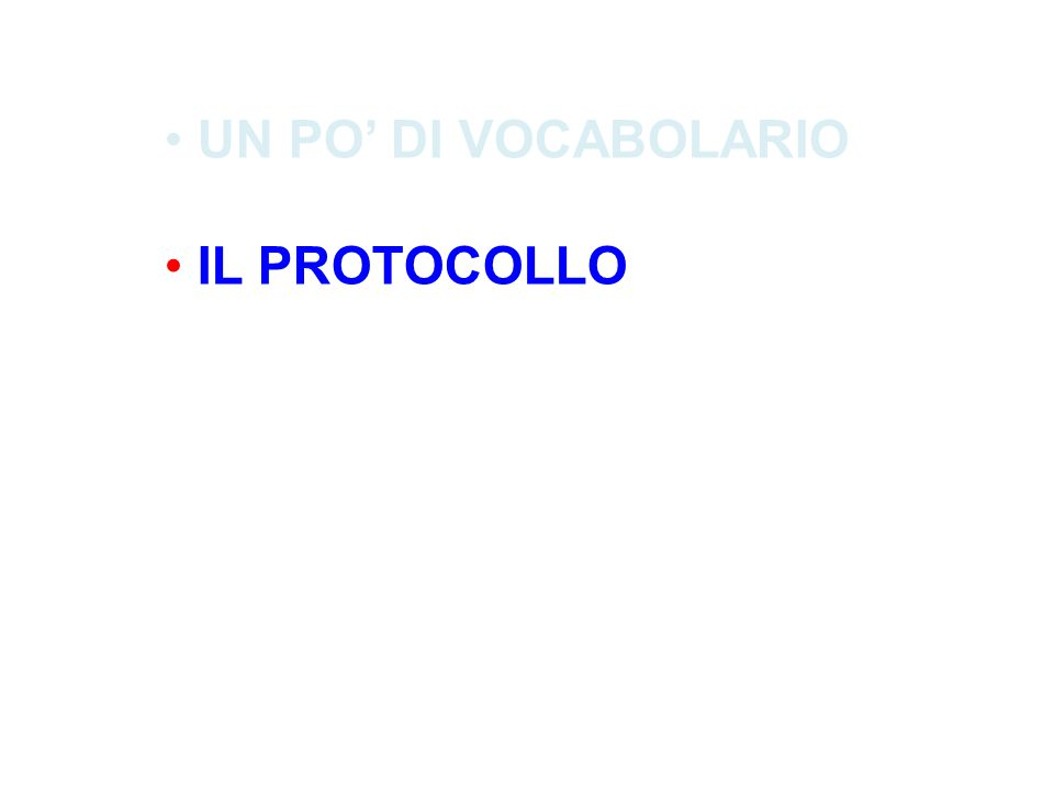 PROTOCOLLO REVISIONE SISTEMATICA/METANALISI OBIETTIVO INCLUSIONE/ESCLUSIONE TRATTAMENTI RANDOMIZZAZIONE E CECITA' END-POINTS (SURROGATI TERAPEUTICI) REAZIONI AVVERSE CALCOLO DELLA NUMEROSITA' ANALISI STATISTICA