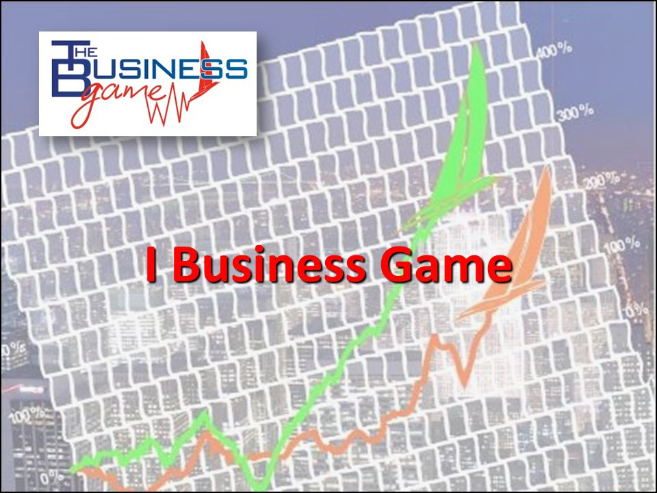www.thebusinessgame.it - The Business Game srl © Cos'è un Business Game.