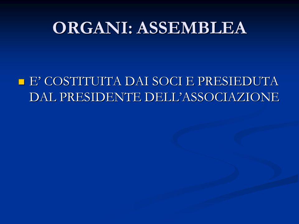 STATUTO Organi…………Consiglio Direttivo Organi…………Consiglio Direttivo Direttore Generale Direttore Generale Segretario Generale Segretario Generale Pres
