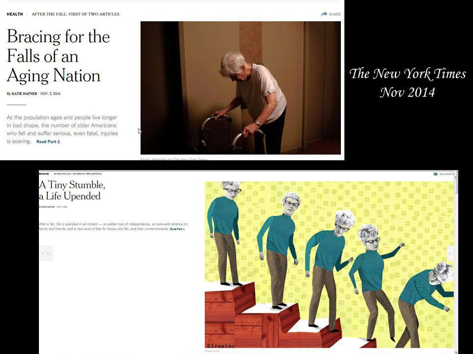 The New York Times Nov 2014
