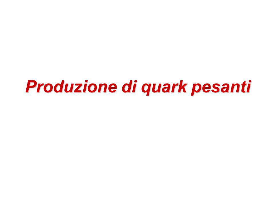 Produzione di quark pesanti