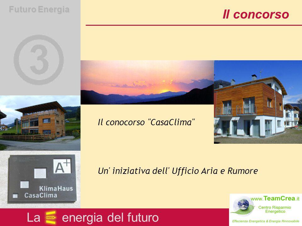 La presentazione Fiera di settore Bauschau & Lignomec – febbraio 2003 Presenza su una superficie di 600 m² di stand Piattaforma per la presentazione di prodotti per l edilizia ecologica Prototipo di una Casa Energia Futuro Energia La energia del futuro