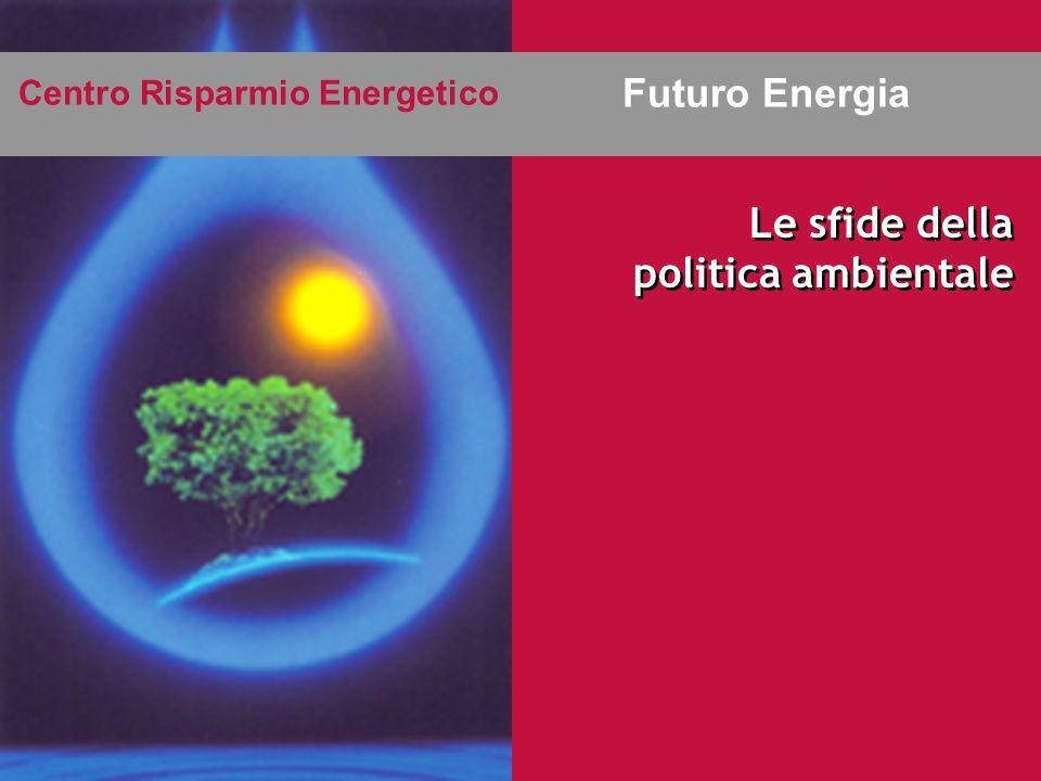 Futuro Energia Il vertice sull' energia dell' APA Energia, il mercato del futuro Il vertice sull' energia dell' APA Energia, il mercato del futuro Nuove opportunitá per l'artigianato Centro Risparmio Energetico