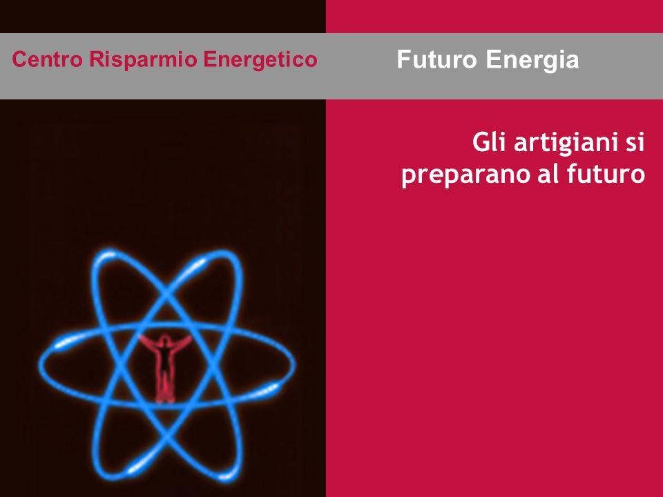 Le sfide della politica ambientale Le sfide della politica ambientale Centro Risparmio Energetico Futuro Energia