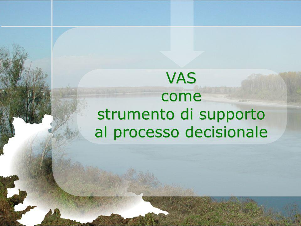 G.R.A.I.A. SRL VAScome strumento di supporto al processo decisionale