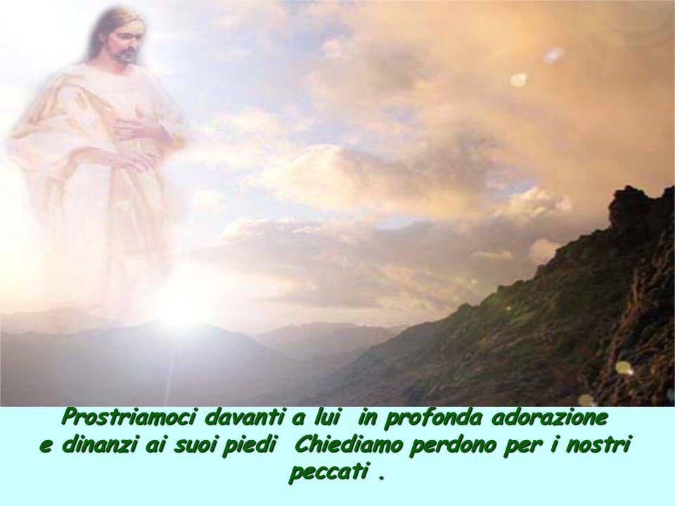 Saliamo insieme sul monte degli Ulivi, Saliamo insieme sul monte degli Ulivi, e andiamo incontro a Gesù che si avvicina spontaneamente e sa che va inc