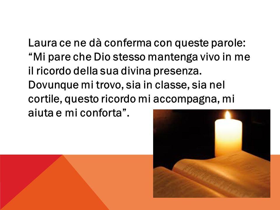 Papa Giovanni Paolo II non esitava ad additare ai giovani il traguardo esigente dell'amore proposto da Gesù: Chi perde la propria vita per causa mia e del vangelo la salverà .