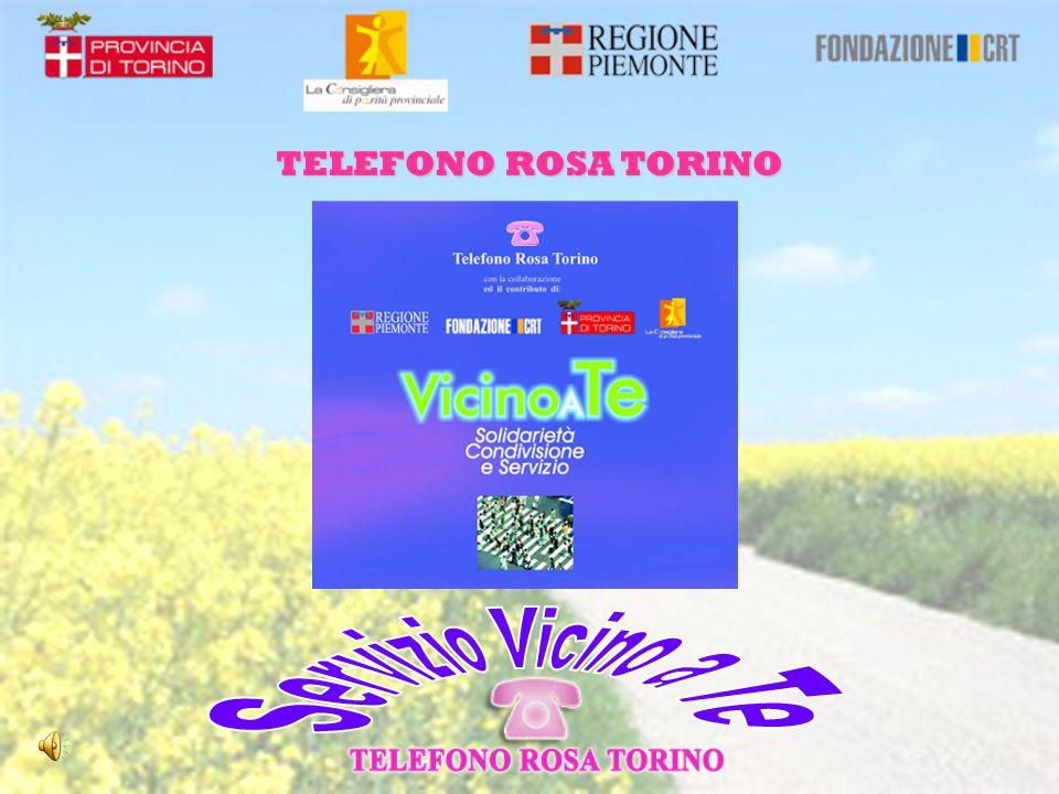 TELEFONO ROSA TORINO