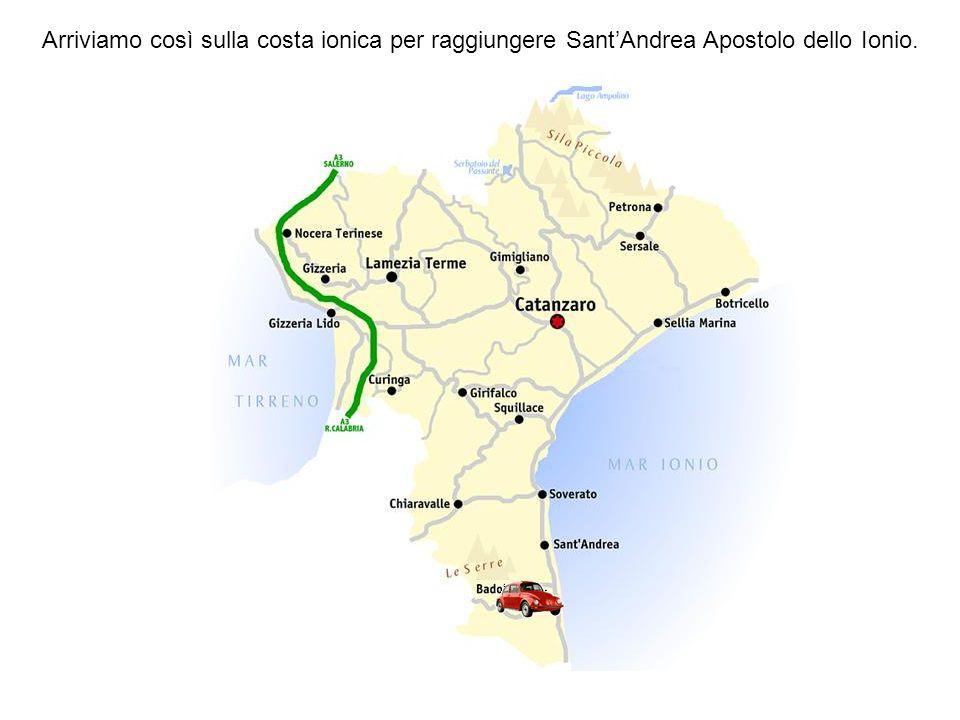 Badolato con 3.157 abitanti è un borgo medievale situato su una collina delle pre Serre calabresi a pochi chilometri dalla costa ionica. Le sue origin