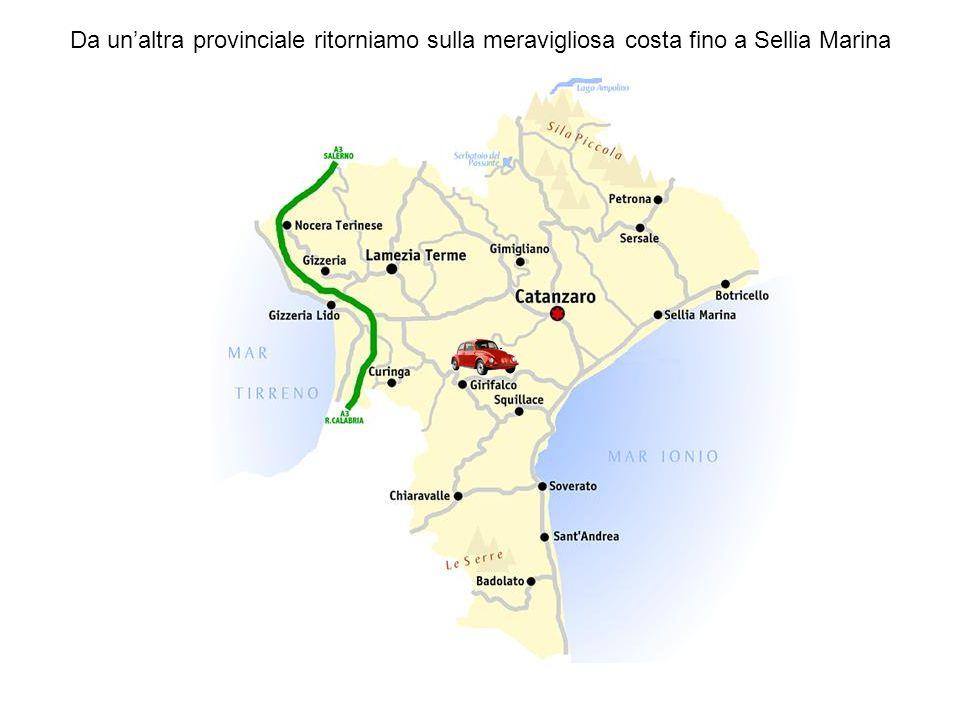 Girifalco (6.106 abitanti) si trova al centro dell'istmo di Catanzaro a 456 m s.l.m ai piedi di monte Covello (848 m. ricco di acqua oligominerale), e
