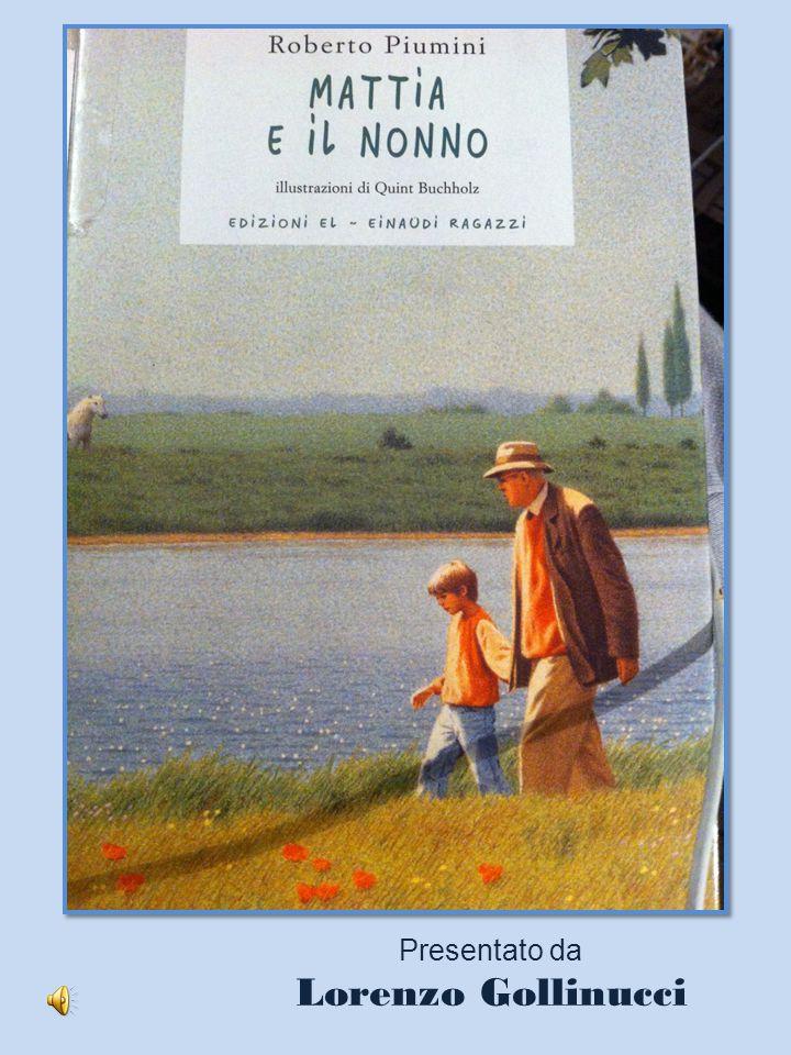 Il romanzo si apre con un'immagine molto triste: una famiglia è riunita attorno al capezzale del nonno che sta morendo, sono tutti molto affranti.