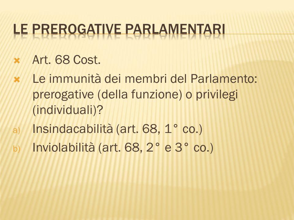  Art. 68 Cost.