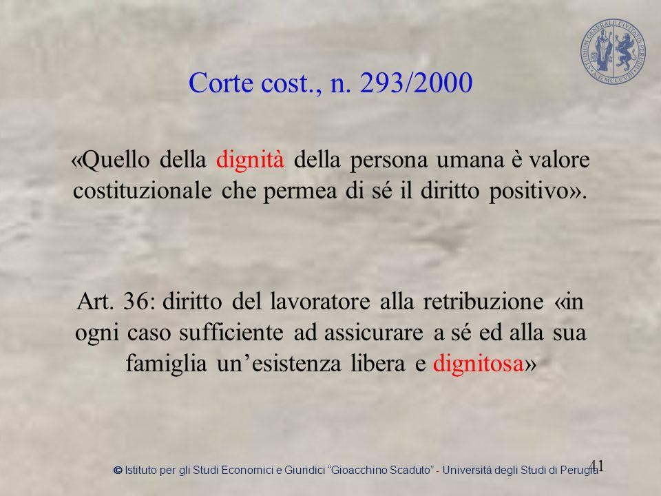 41 Corte cost., n.