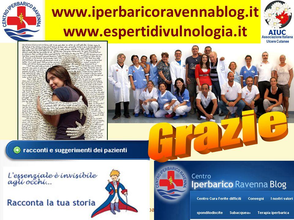 www.iperbaricoravenna.it Pasquale Longobardi Master Med.