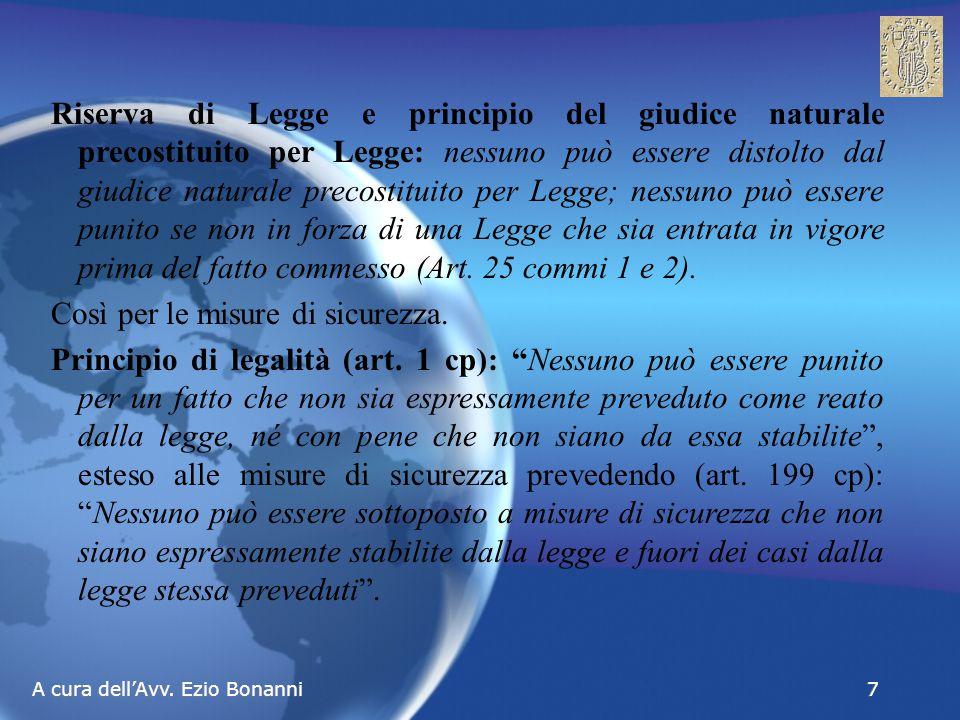 Cause di giustificazione Le cause di giustificazione rientrano nell ampia categoria delle esimenti di cui all art.