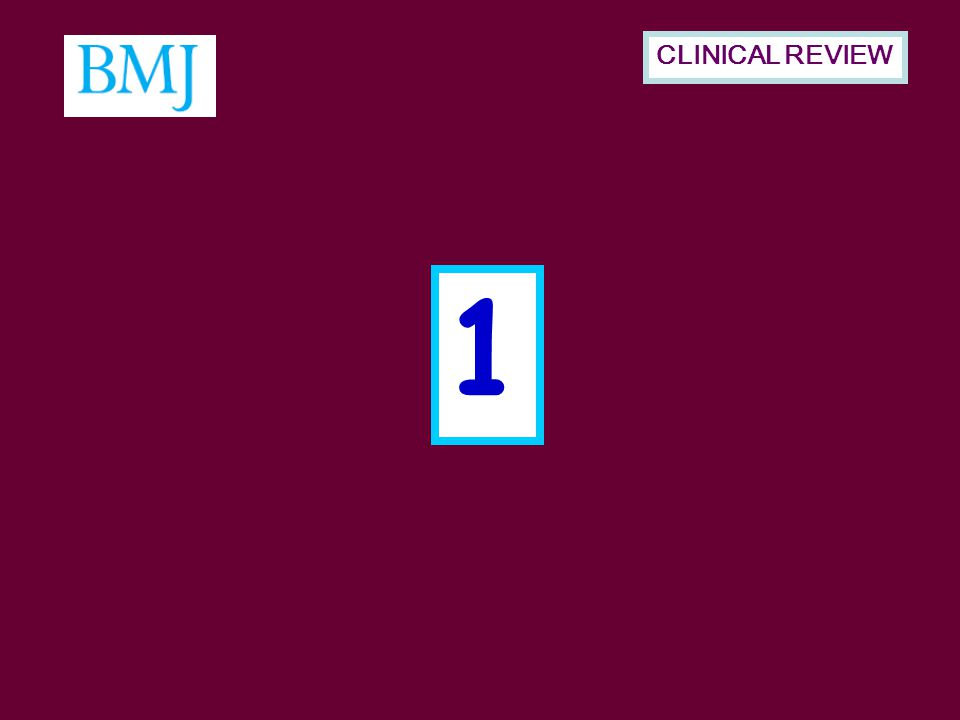 1 CLINICAL REVIEW
