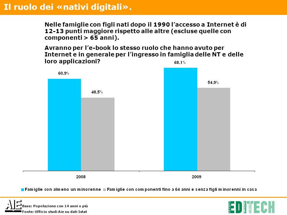 Il ruolo dei «nativi digitali».