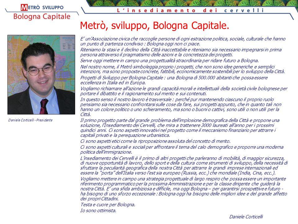 E' un'Associazione civica che raccoglie persone di ogni estrazione politica, sociale, culturale che hanno un punto di partenza condiviso : Bologna oggi non ci piace.