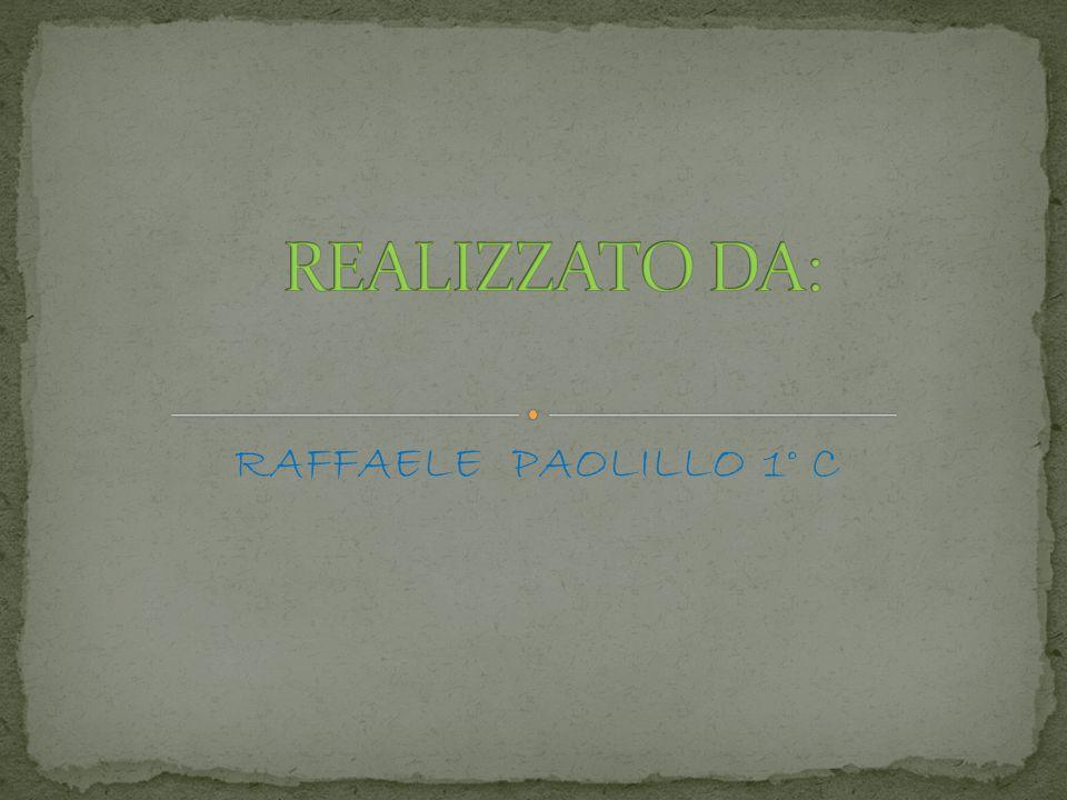 RAFFAELE PAOLILLO 1° C