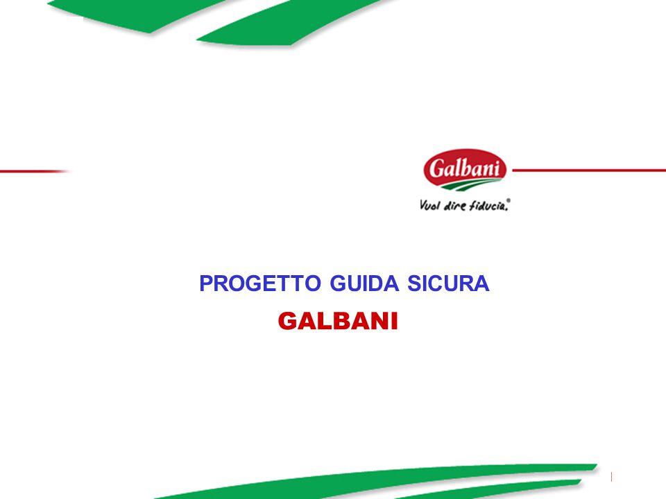 Pag. 116/10/2003 GALBANI PROGETTO GUIDA SICURA