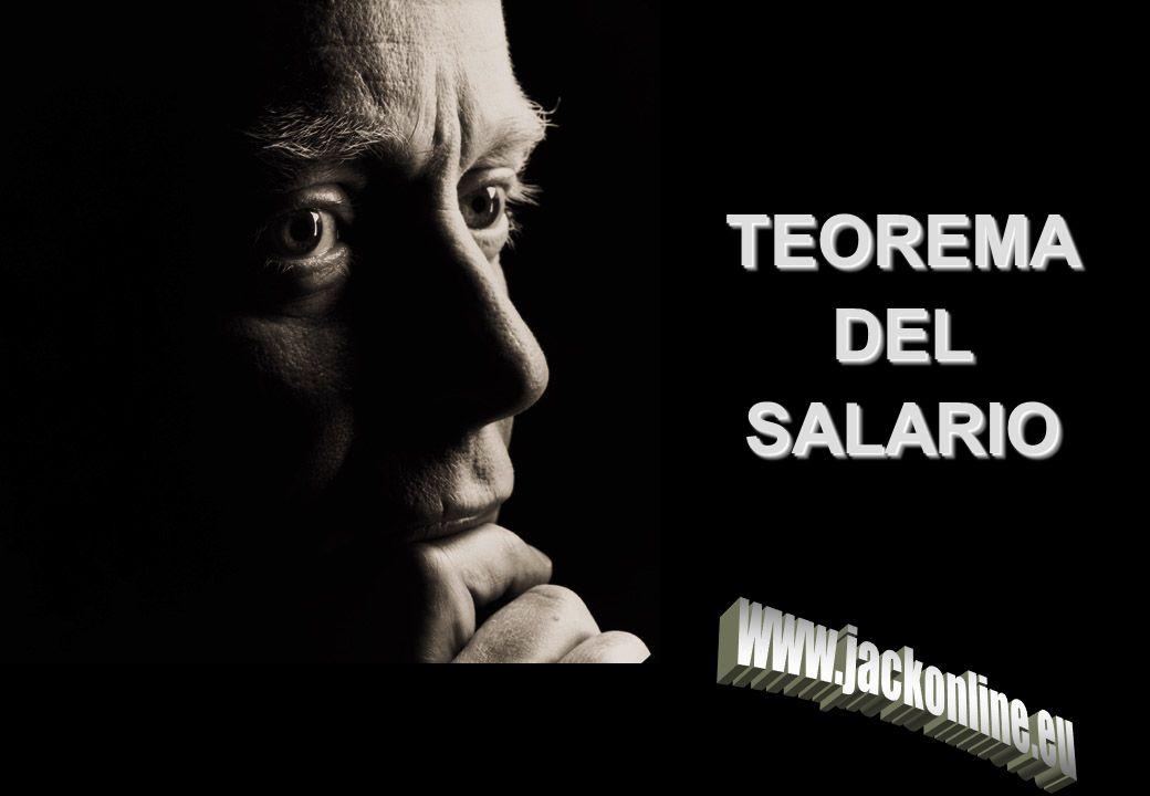 TEOREMA DEL SALARIO