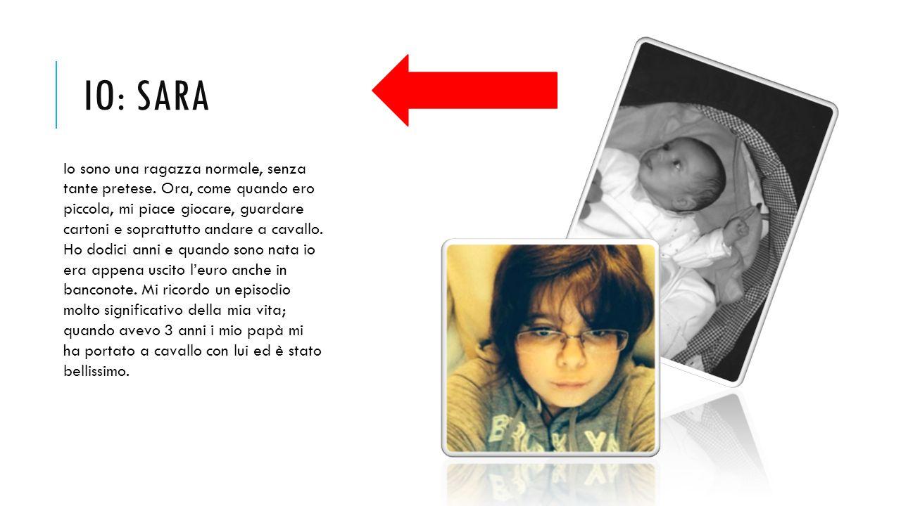 ERICA LA MIA SORELLINA La mia sorellina Erica è una vera peste, di solito si diverte a giocare con il suo bambolotto che lei chiama Bimbo .