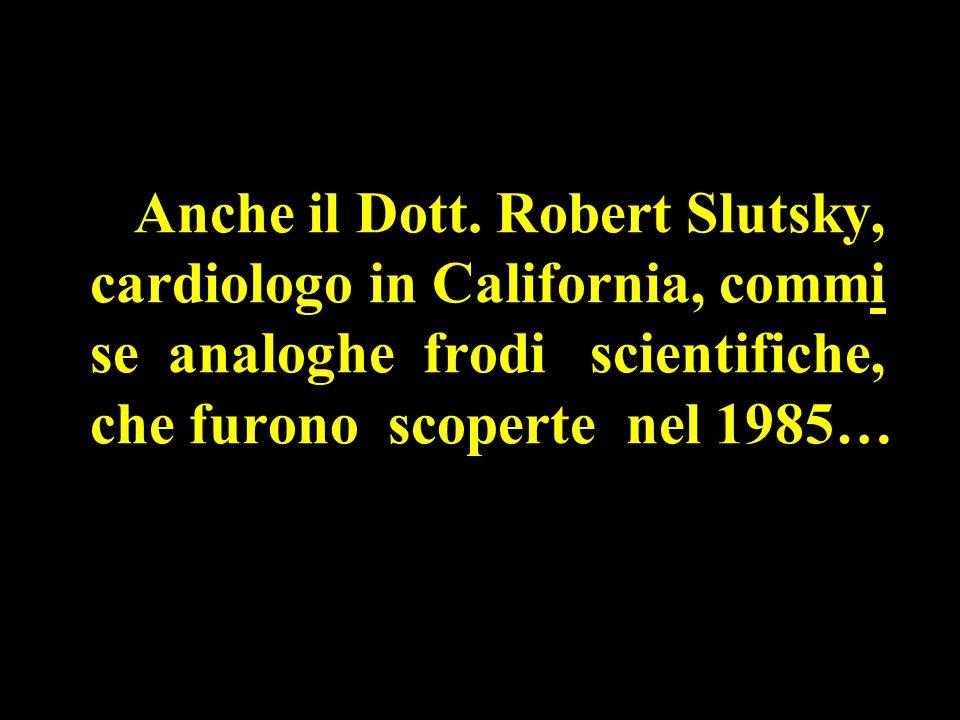Anche il Dott.