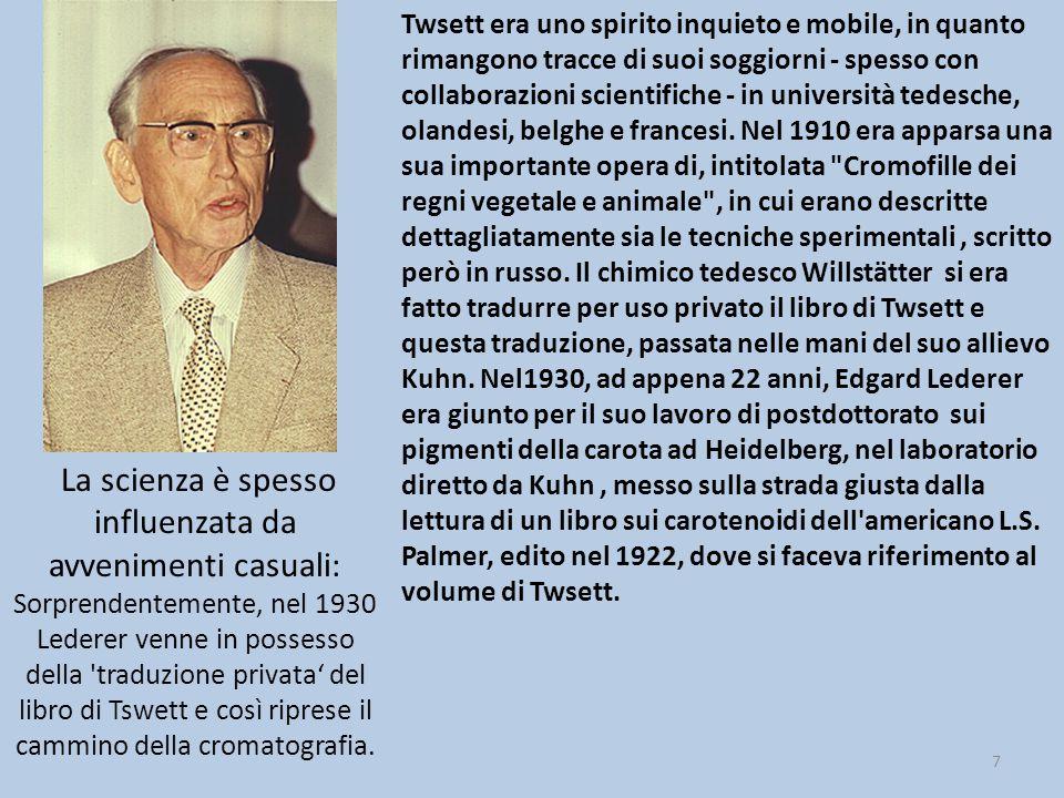 8 Richard Kuhn (1900-1967) Edgar Lederer (1908-1988)