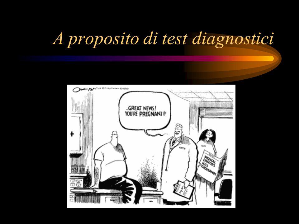 Lo screening 2 Quali sono sensibilità e specificità del test? Potrebbe questo essere un buon test di screening della popolazione? (L'incidenza di canc