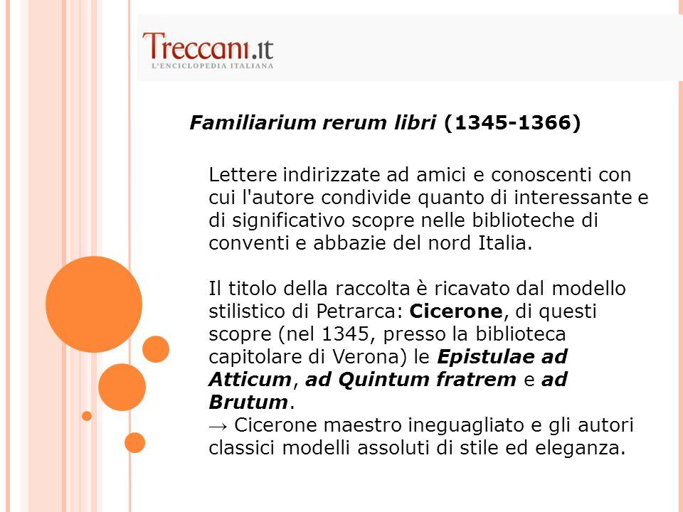 Lettere indirizzate ad amici e conoscenti con cui l autore condivide quanto di interessante e di significativo scopre nelle biblioteche di conventi e abbazie del nord Italia.