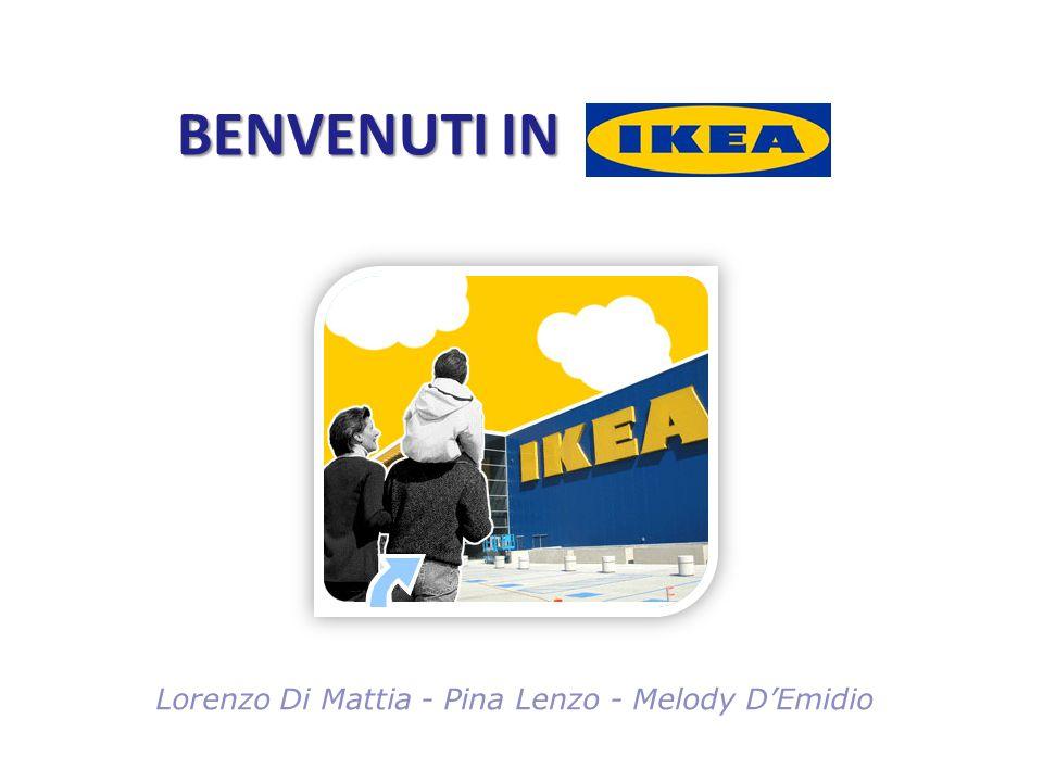 Lorenzo Di Mattia - Pina Lenzo - Melody D'Emidio BENVENUTI IN