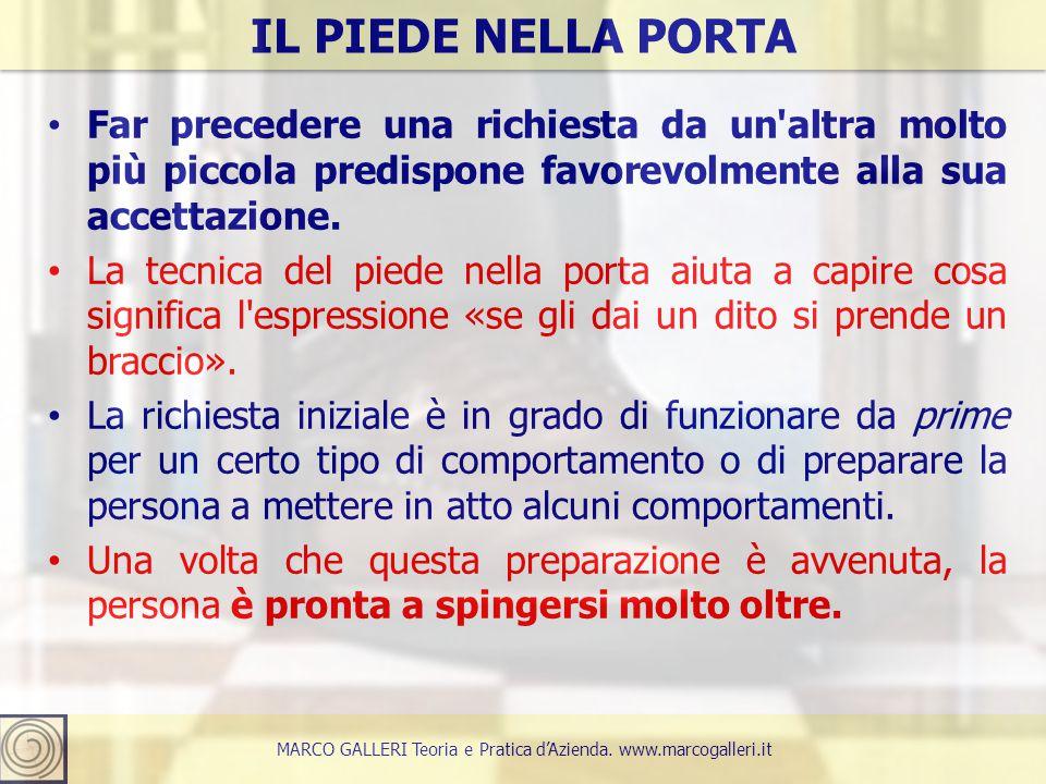 9 MARCO GALLERI Teoria e Pratica d'Azienda.