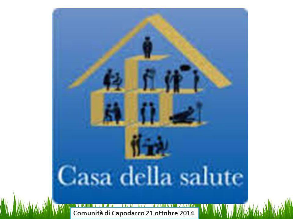 106 Comunità di Capodarco 21 ottobre 2014