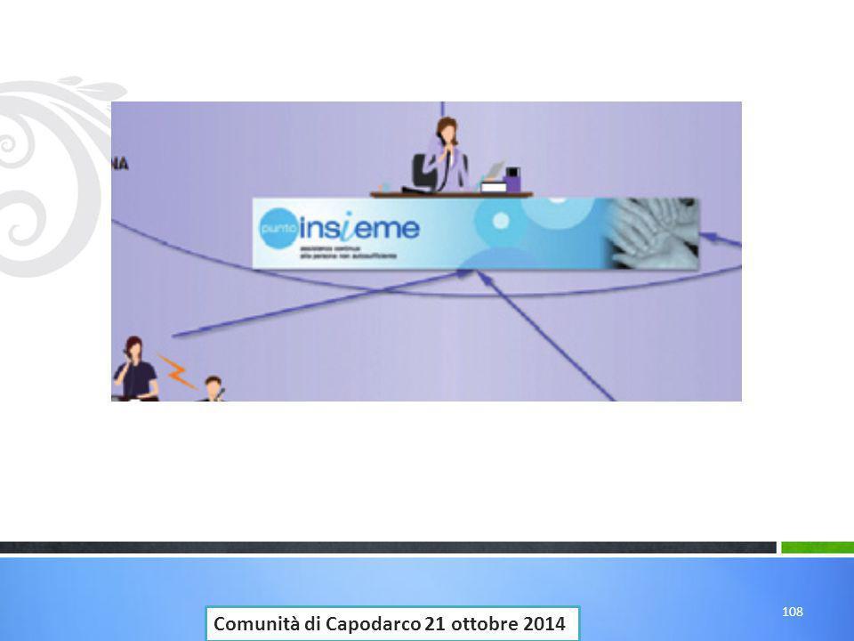 108 Comunità di Capodarco 21 ottobre 2014