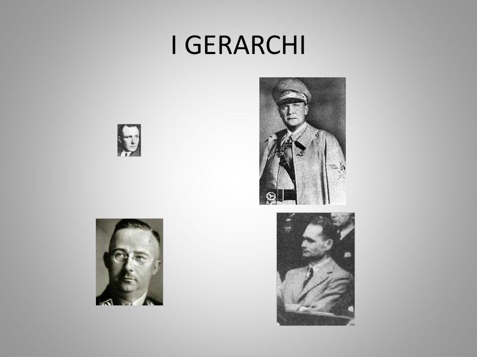 I GERARCHI