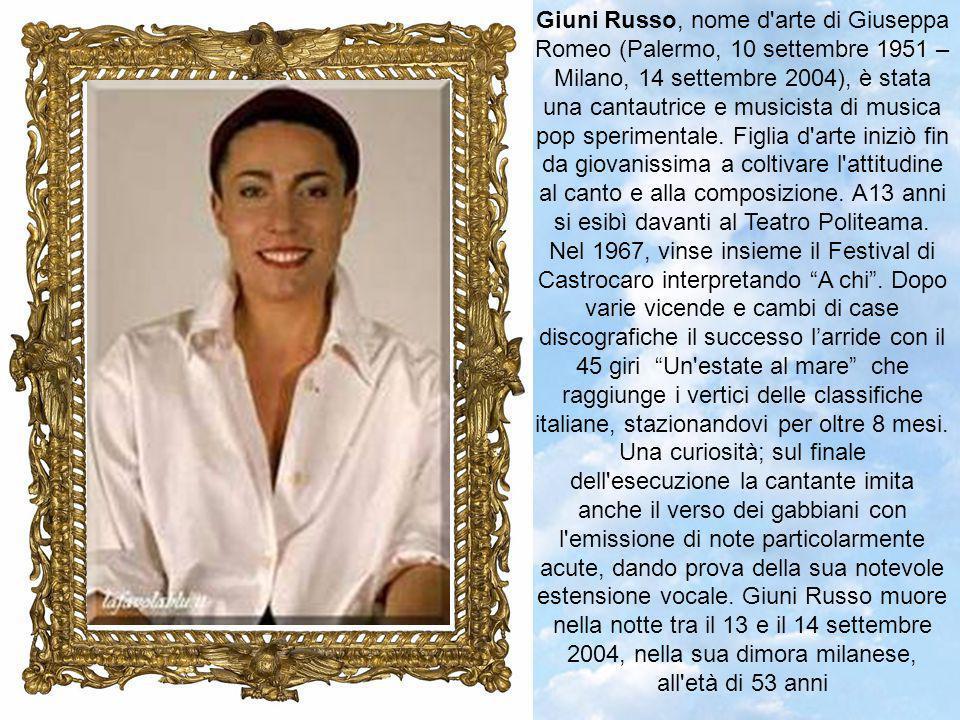 Giorgio Gaberscik (Milano, 25 gennaio 1939 – Montemagno di Camaiore, 1º gennaio 2003), è stato cantautore, attore e commediografo col nome d'arte di Giorgio Gaber.