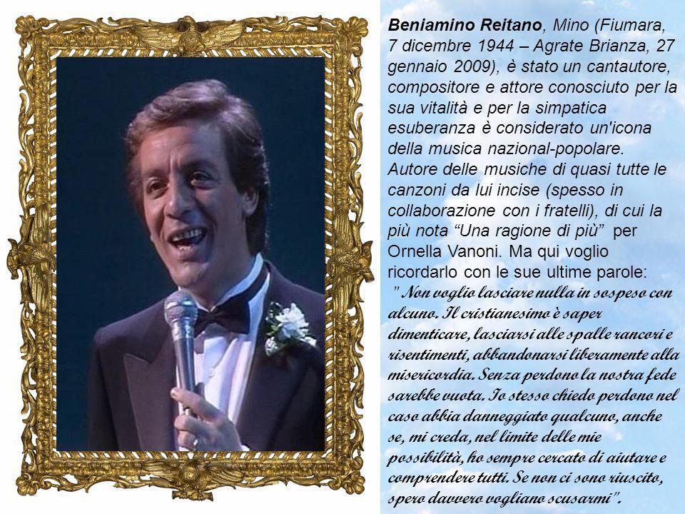 Stefano Rosso (pseudonimo di Stefano Rossi; Roma, 7 dicembre 1948 – Roma, 15 settembre 2008) è stato cantautore e chitarrista.