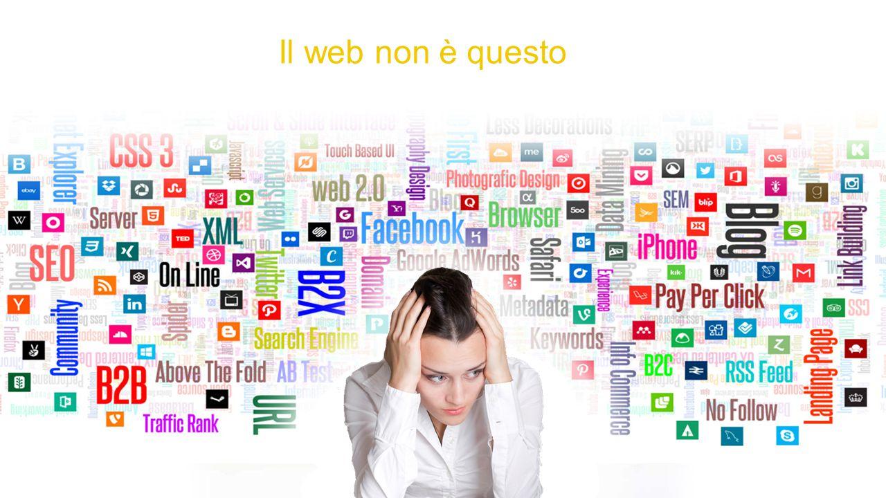 Il web non è questo