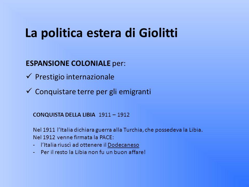 3. 1913: PATTO GENTILONI Il movimento cattolico aveva: - sindacati cattolici - cooperative bianche - azione cattolica Attraverso il patto Gentiloni, G